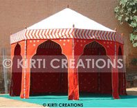 Decadent Party Tent