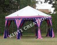 Magical Party Tent