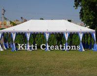 Magical Wedding Tent