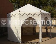 Refined Party Tent